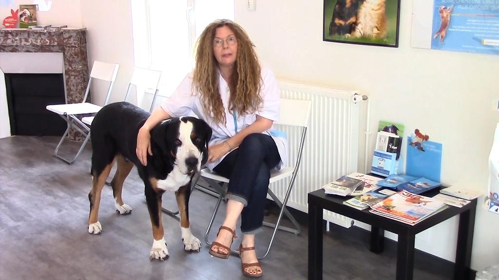 Florence Desachy, vétérinaire et formatrice La NURSERIE